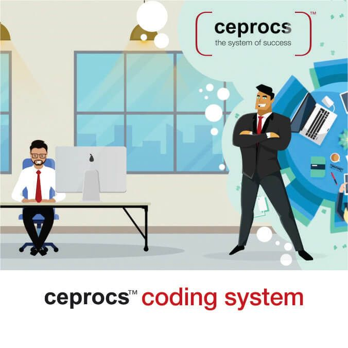 CEPROCS™ announces the launch of CEPROCS™ Coding system